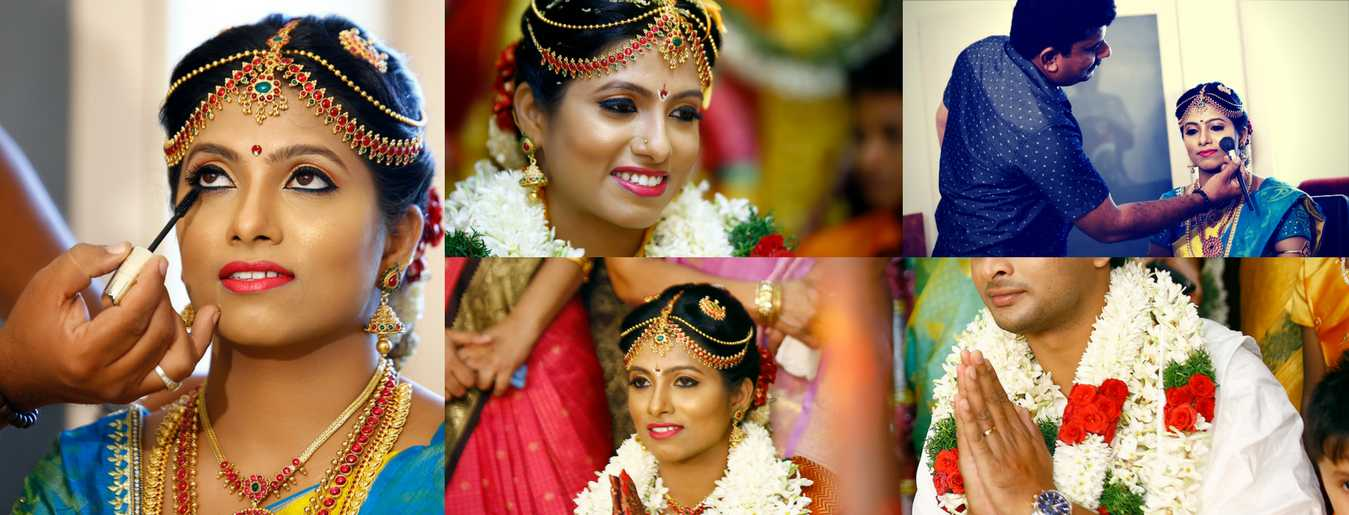 Best Bridal Makeup Artist In Chennaitamil Nadukeralasouth India